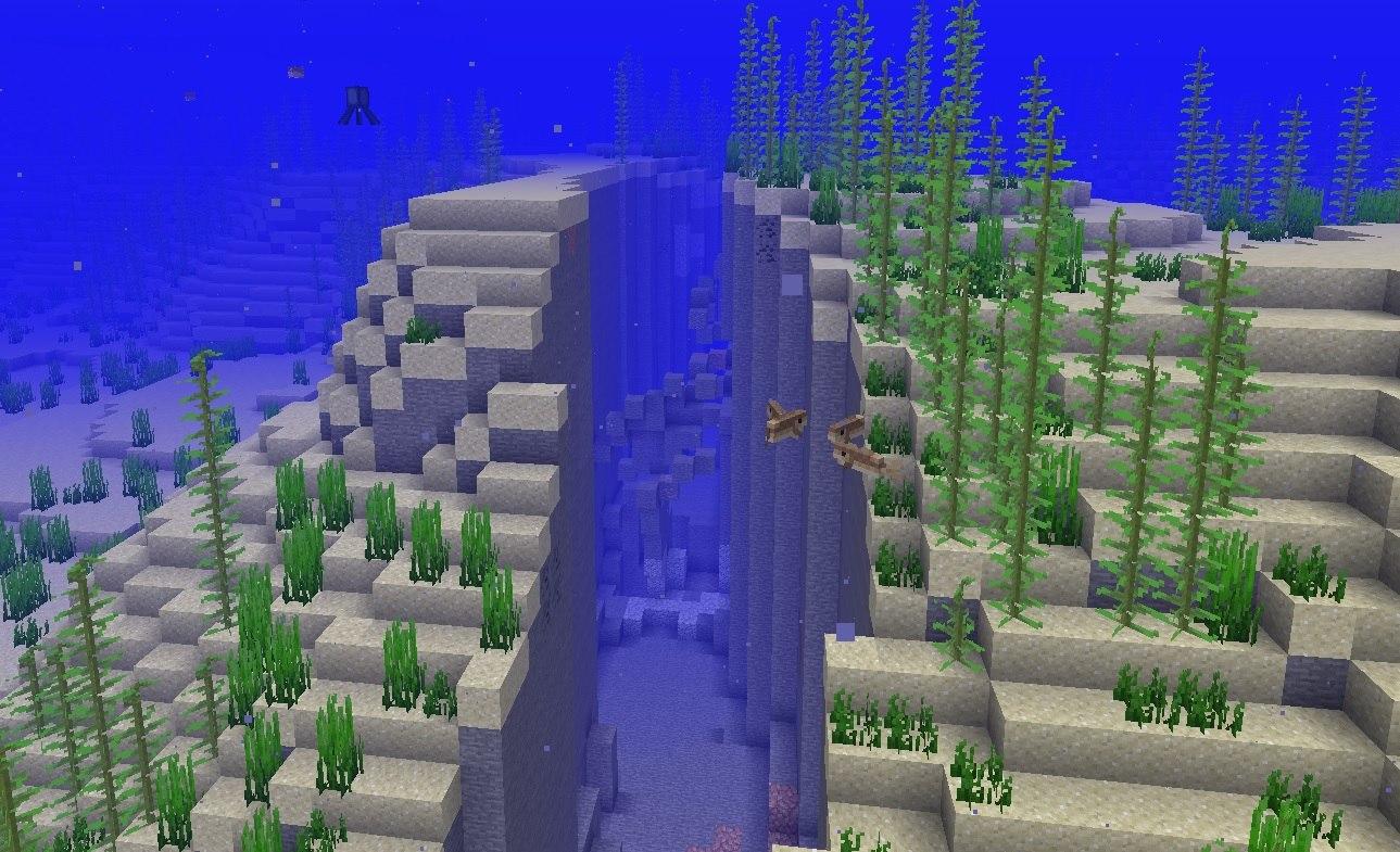 aktualizacja oceanu nowe biomy wawoz