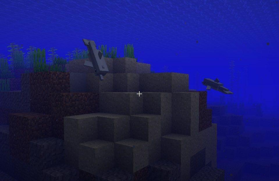 delfiny minecraft 1.13 img1