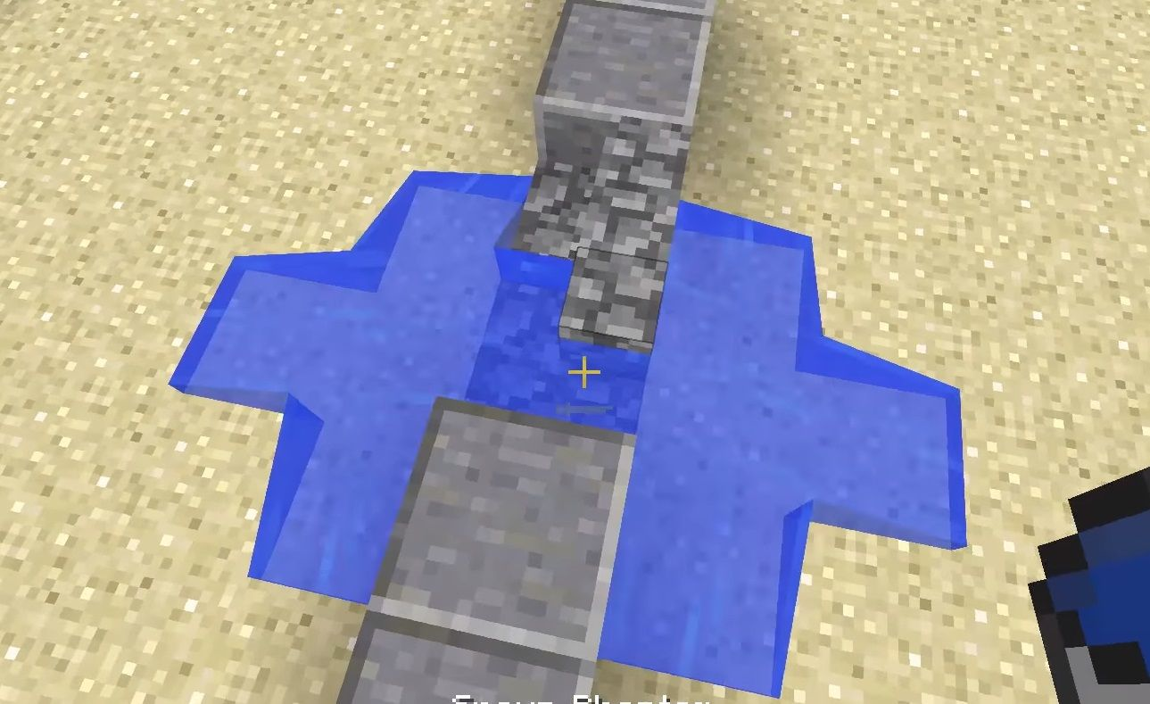 fizyka wody bloki minecraft 1.13 img 2
