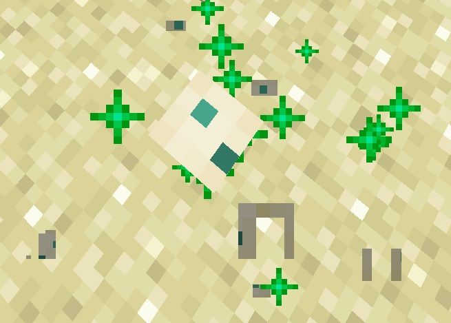 jaja zolwi pekajace minecraft 1.13