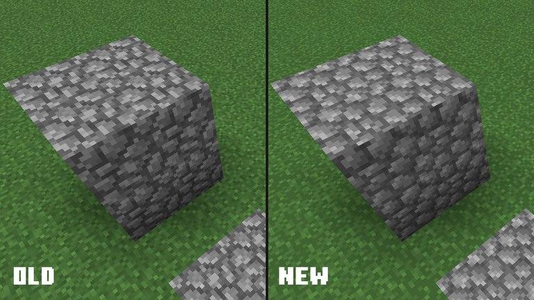 nowa tekstura bruku minecraft 1.13 3