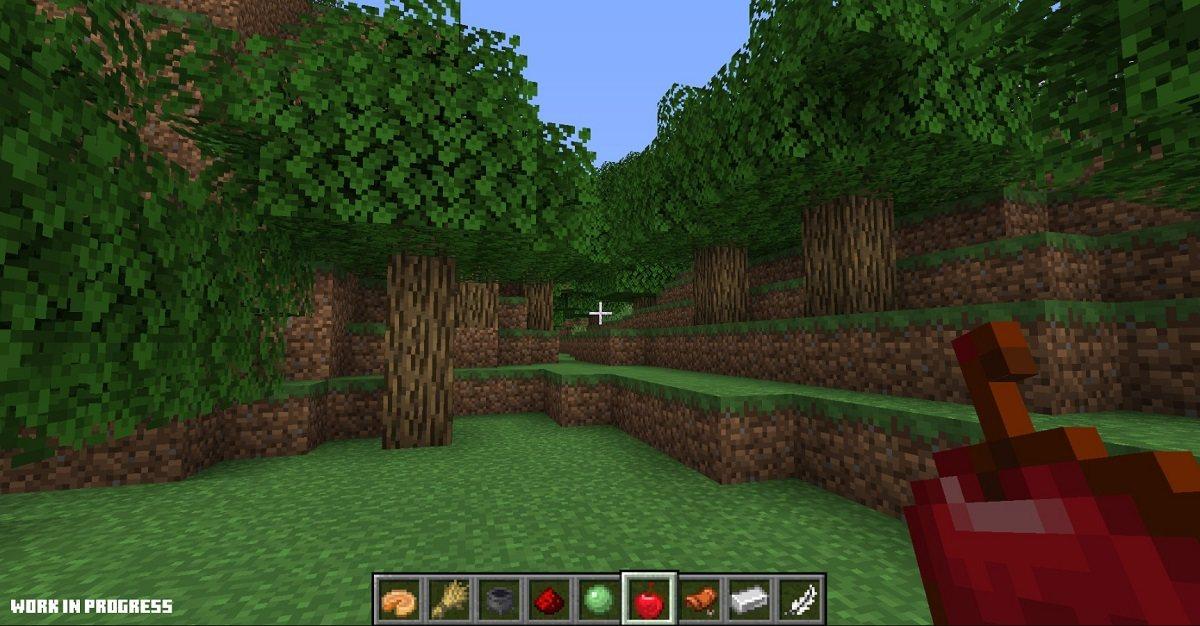 nowe tekstury ikonek minecraft 1.13