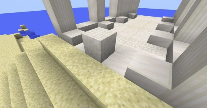piasek w minecraft 1.13