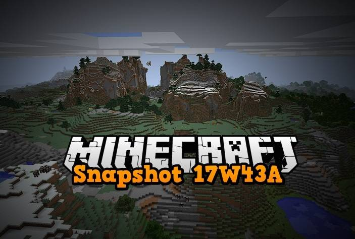 snapshot 17w43a