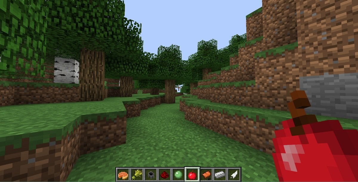 tekstury ikon obecna wersja minecraft