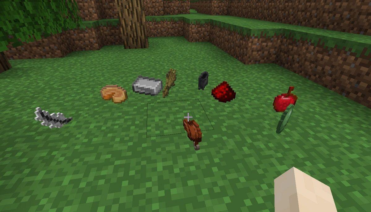 tekstury ikonek minecraft 1.13 animowane 3d