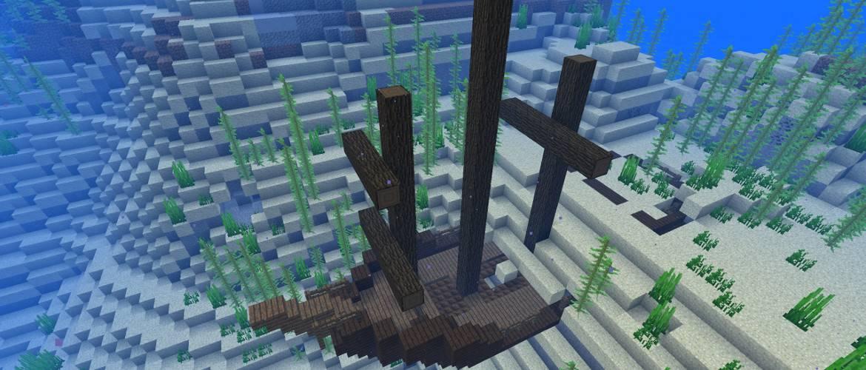 wraki staktow snapshot 18w11a gdc minecraft aktualizacja oceanu drowned