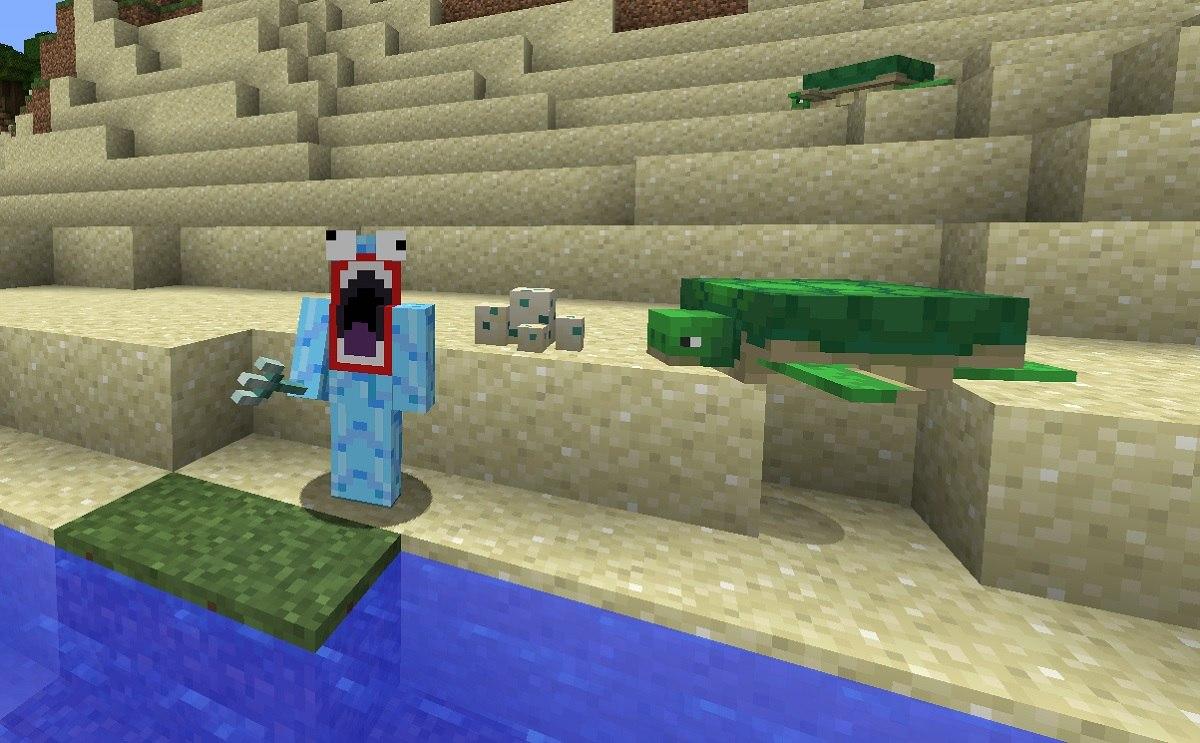 zolwie minecraft 1.13
