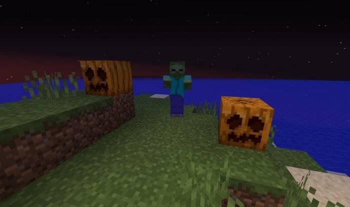 zombie dynia minecraft 1.13