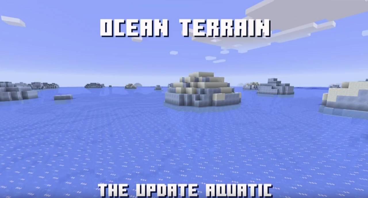 gora lodowa minecraft 1.14