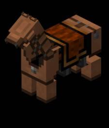 kolorowa zbroja konia minecraft img1