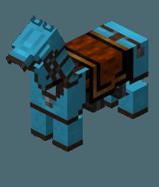 kolorowa zbroja konia minecraft img3