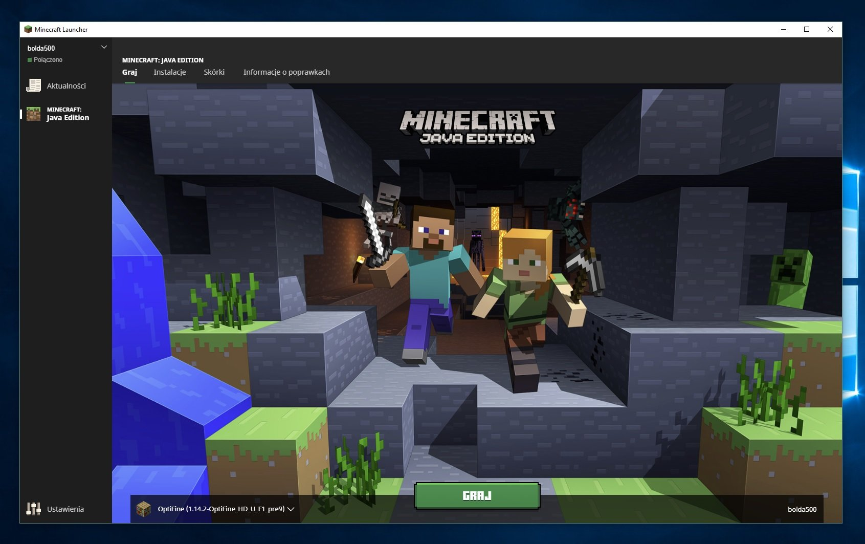 launcher minecraft beta 2.1