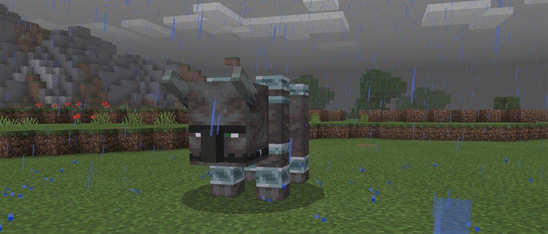 najazdy pillagerow na wioski minecraft bedrock beta