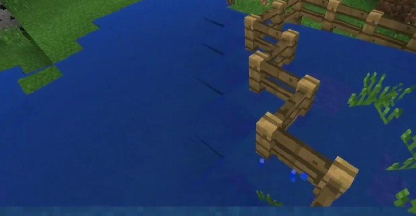 nowa fizyka wody minecraft 1.14