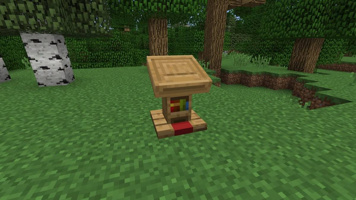 pulpit minecraft 1.14