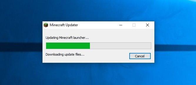 updating minecraft launcher 2.1 UI 1037