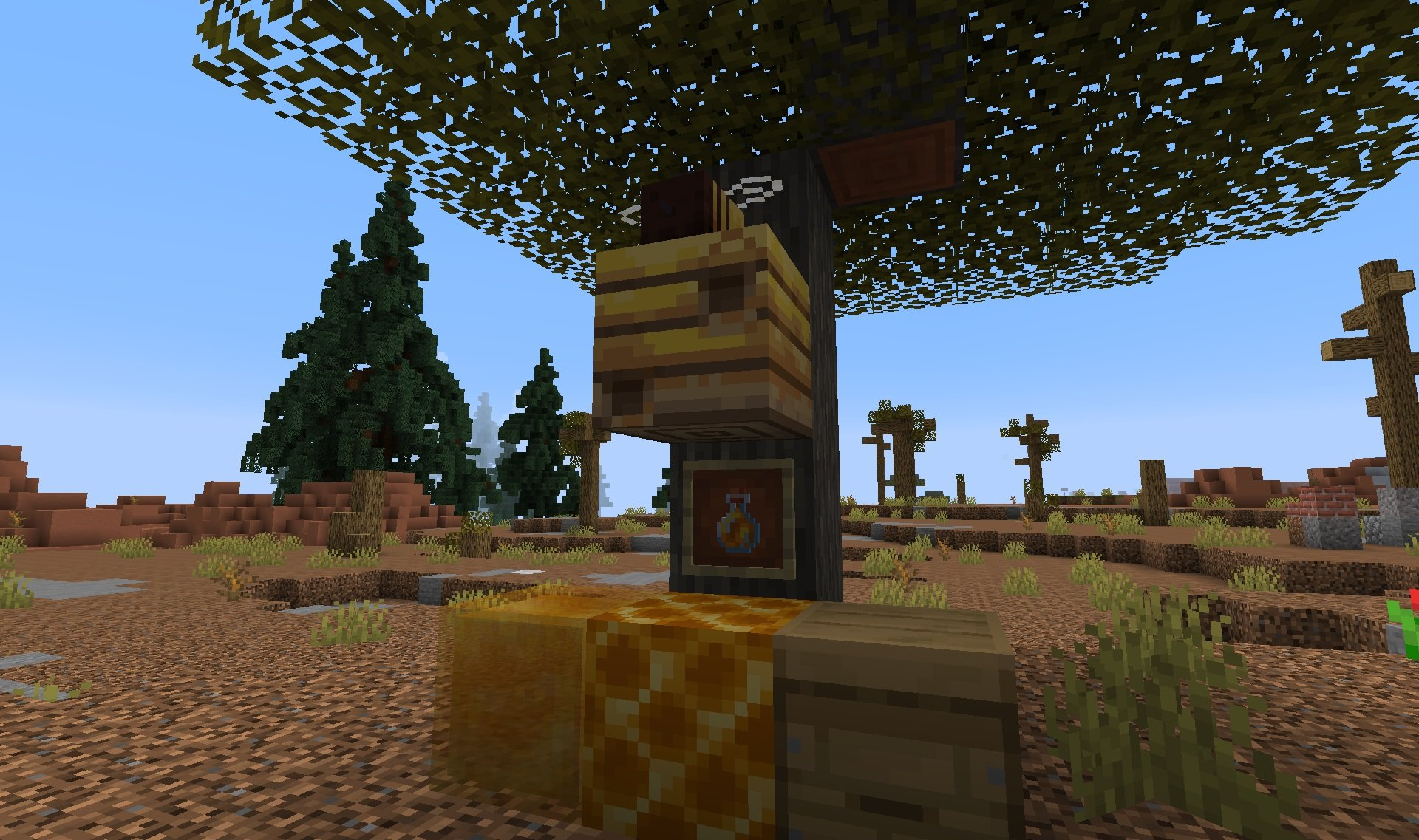 minecraft default 1.15.2 compare jolicraft