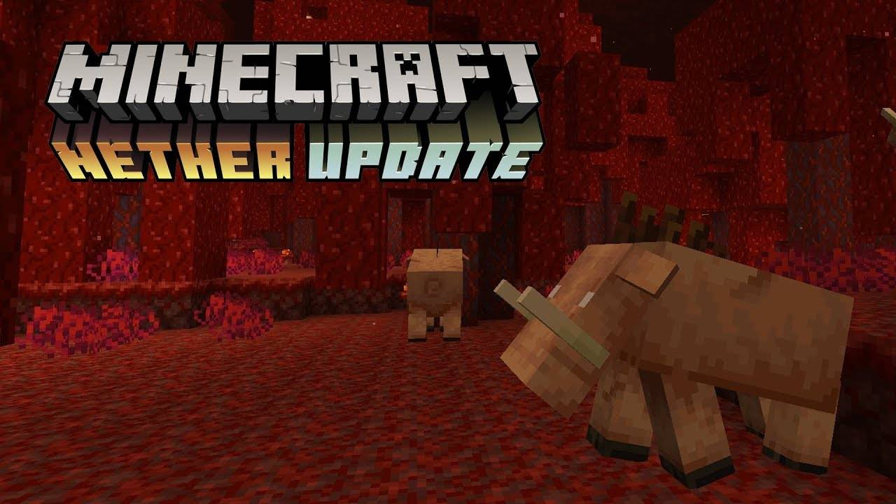 nether update minecraft 1.16 aktualizcja