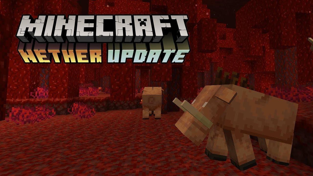 nether update minecraft 1.16 aktualizcja