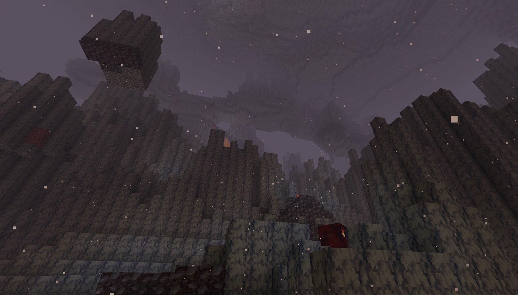 nowy biom bazaltowe delty w netherze minecraft img2