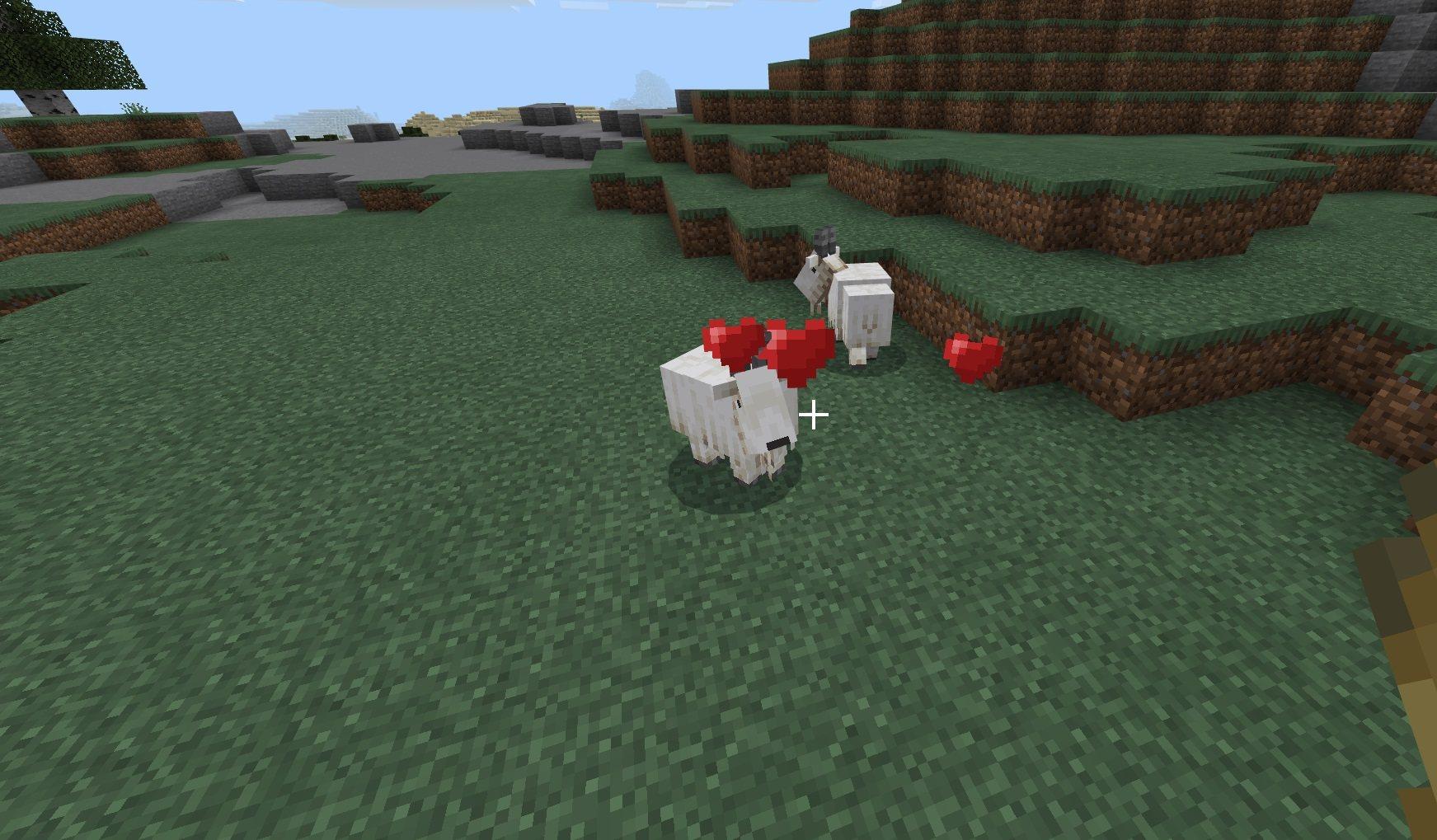 koza w minecraft beta hodowla i rozmnazanie koz