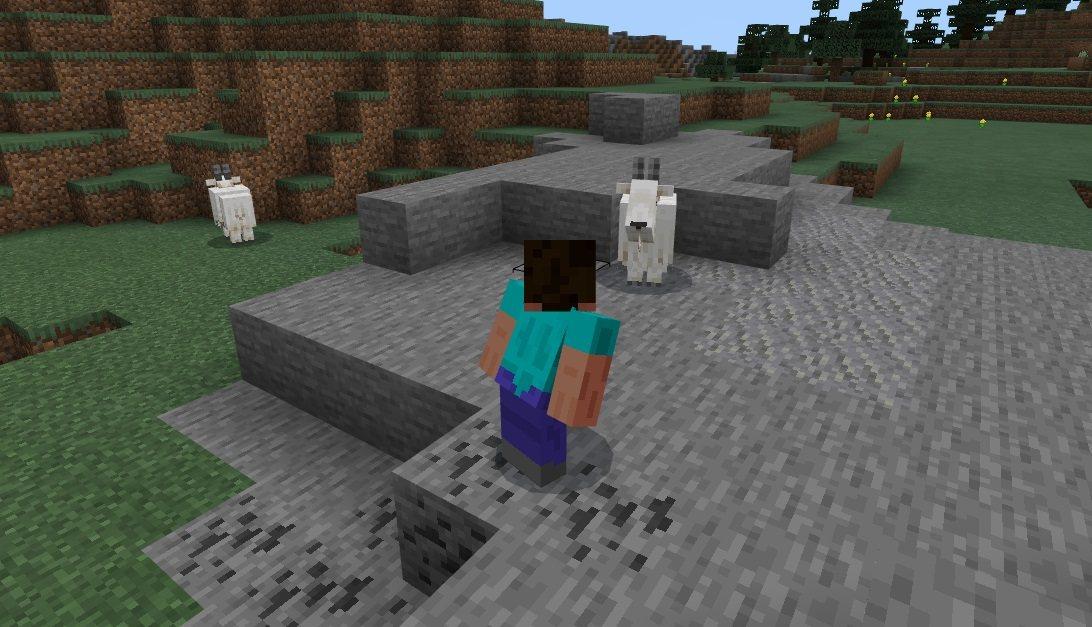 koza w minecraft beta pierwsze wrazenia