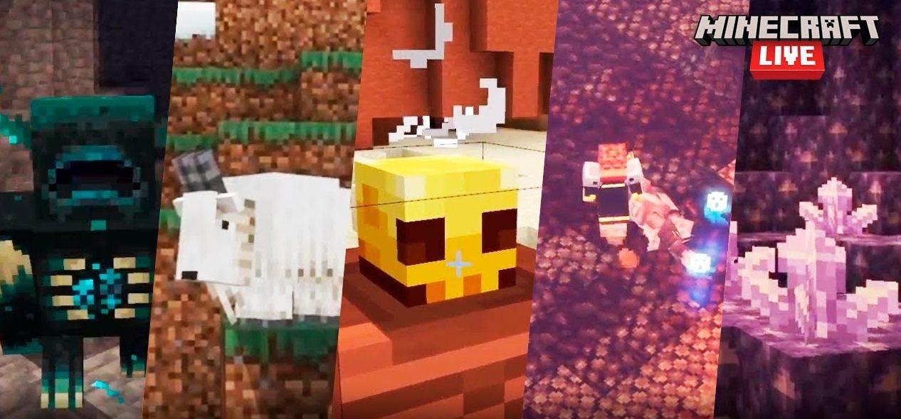 minecraft cave update aktualizacja jaskin i klifow 1.17