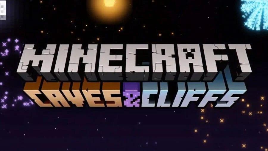 minecraft jaskinie i klify
