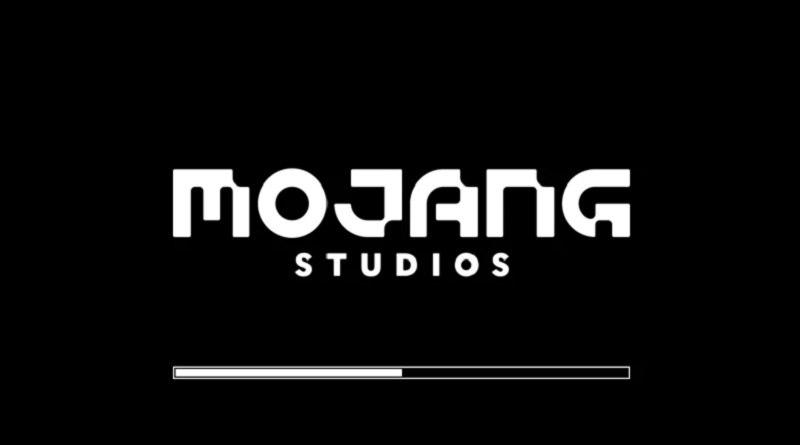 mojang studios ciemne logo fotochromatyczne