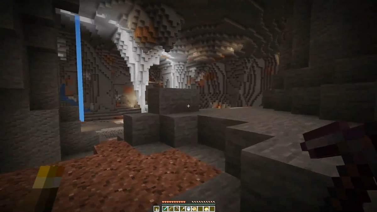 nowe generowanie jaskin 3