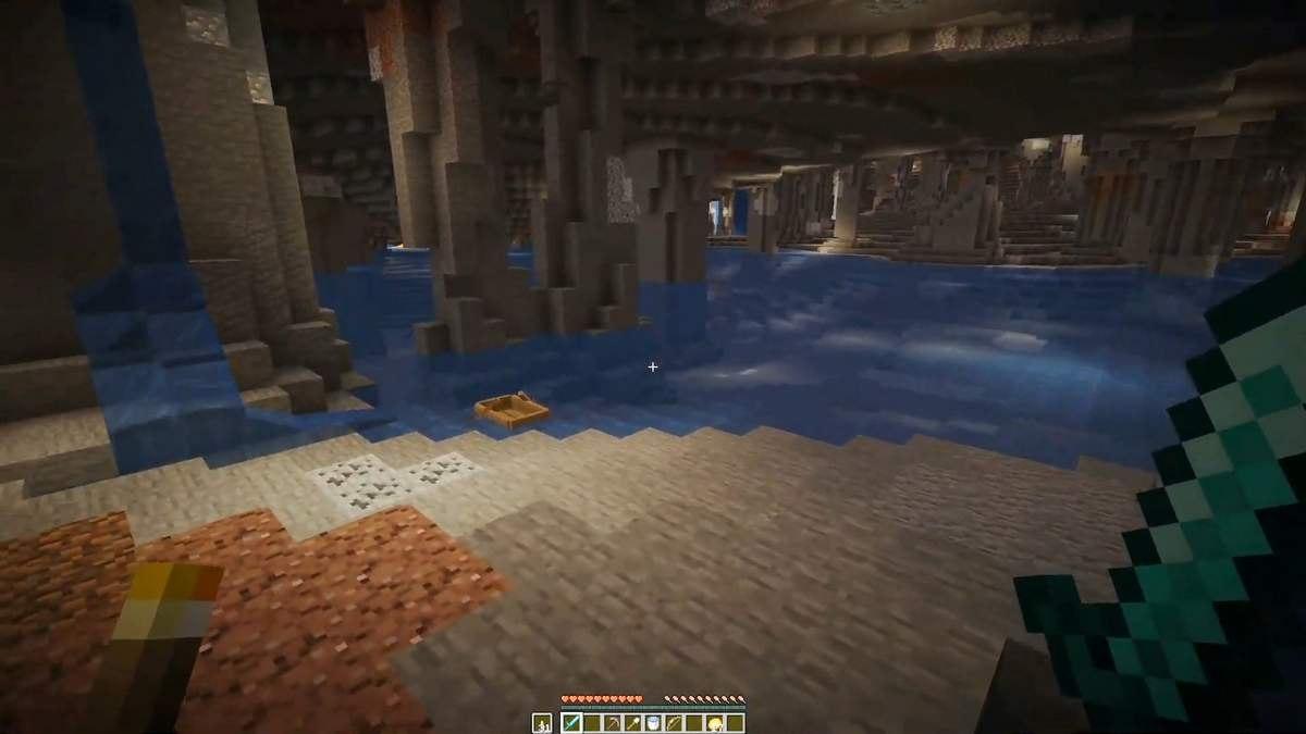 nowe generowanie jaskin 5