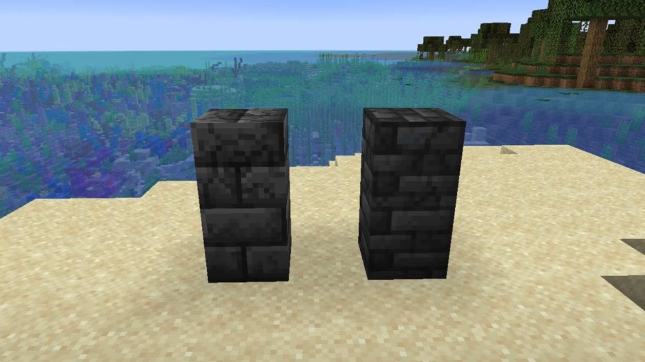 nowe tekstury łupkow minecraft 1.17 img2