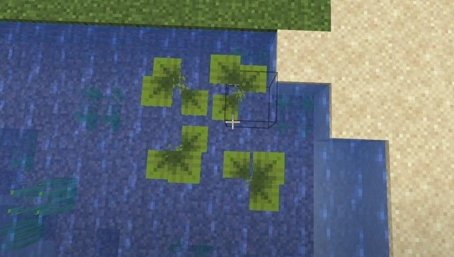 snapshot 21w11a maly spadkolisc mozna obracac minecraft