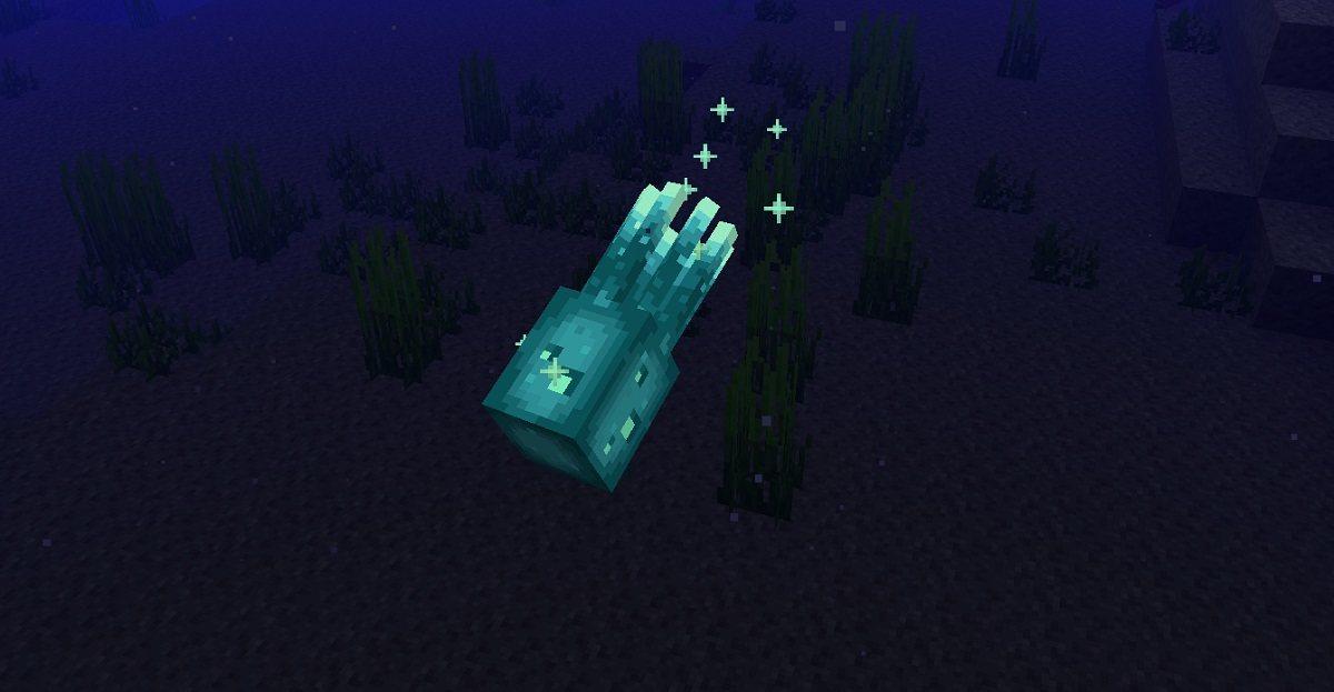 swiecaca kalamarnica minecraft 1.17