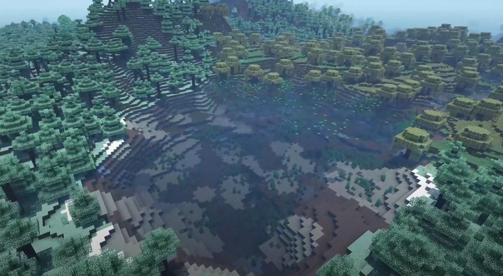 Minecraft 1.18 ekeprymentalny snapshot 5 img3