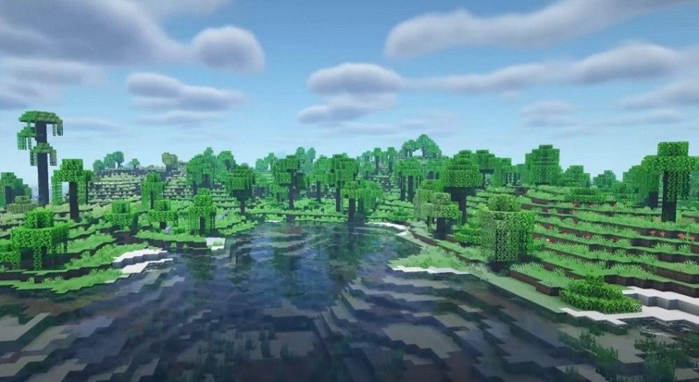 Minecraft 1.18 ekeprymentalny snapshot 5 img4