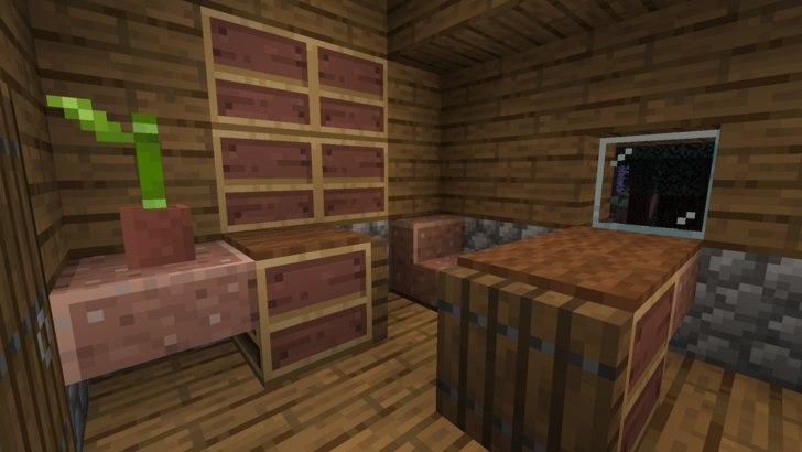 18w43a szuflady biurka