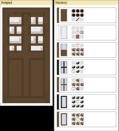baner drzwi
