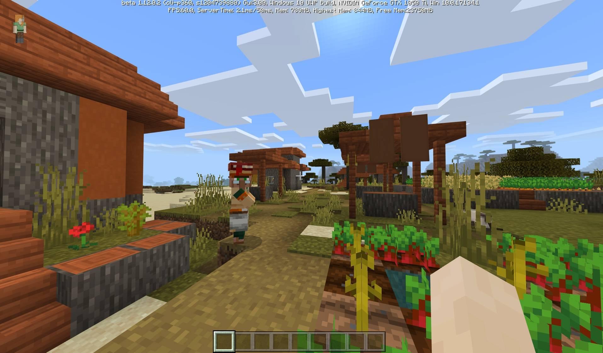 1.12.0.2 beta bedrock edition minecraft zdj 2