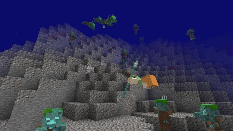 edycja bedrock ocean aktalizacja beta mcpe