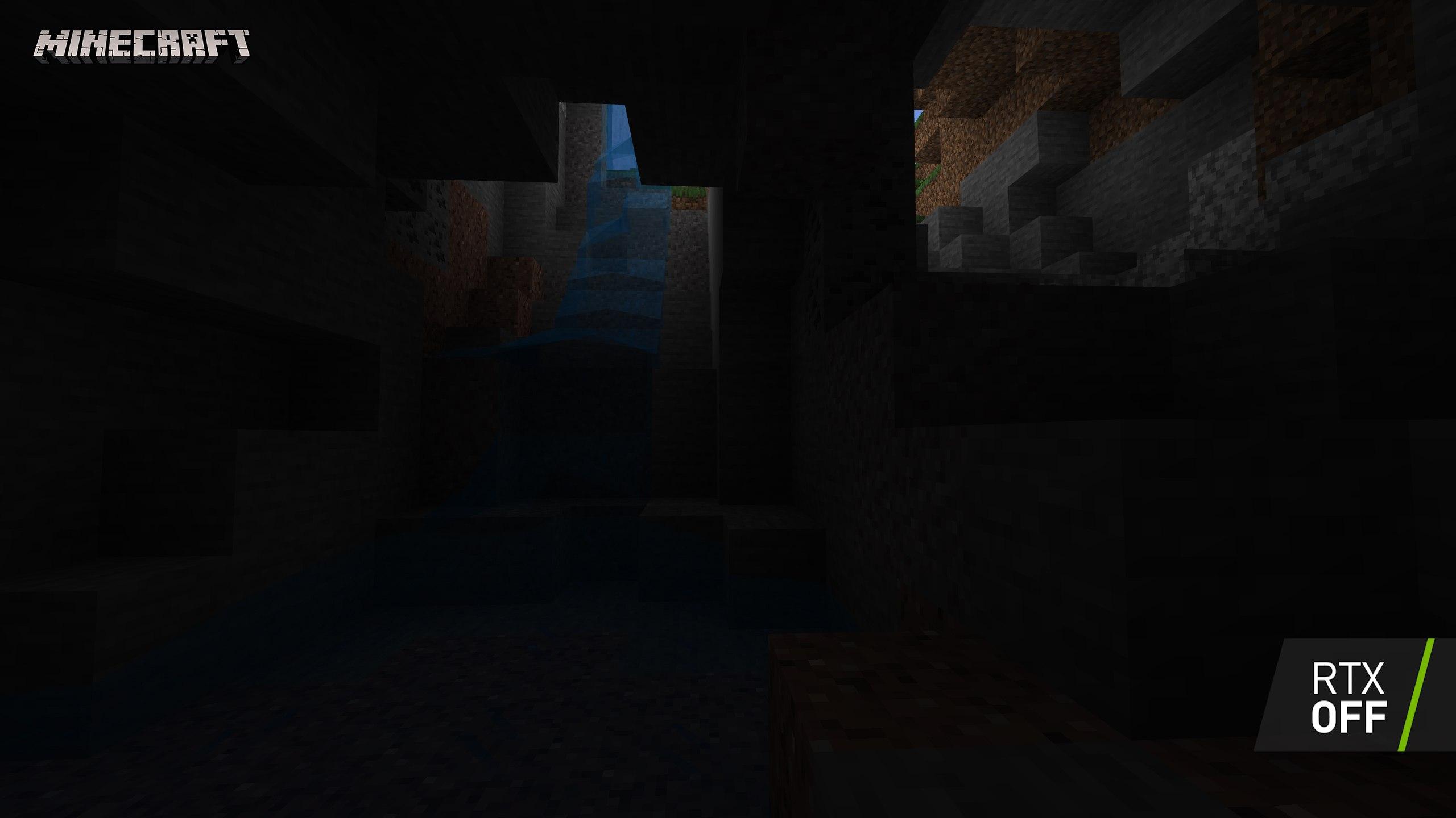 minecraft with rtx beta crystal palace global illumination 001 rtx off