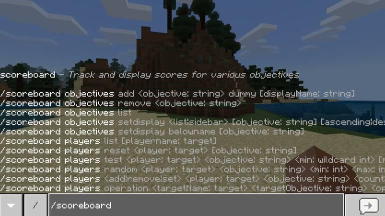 tablica wynikow minecraft scoreboard komendy 1