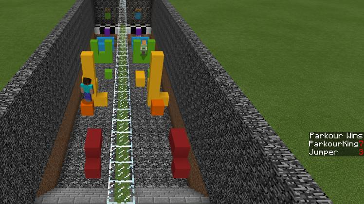 tablica wynikow minecraft scoreboard przyklad 1