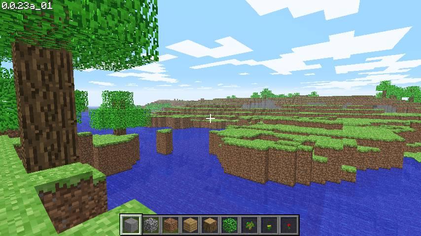 minecraft classic 0.0.23a 01