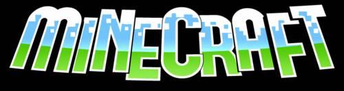 pierwsze logo minecraft