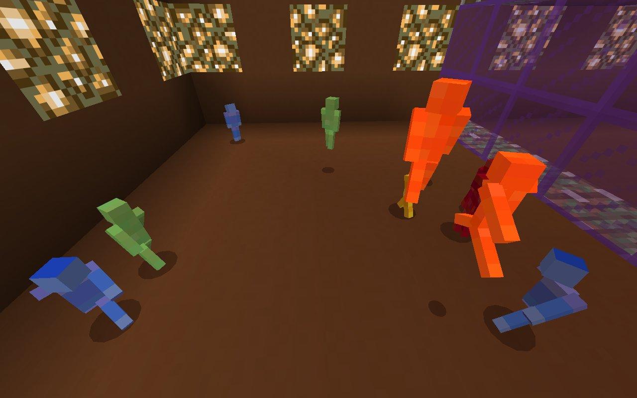 clay soldier mod minecraft windows 10 img 2