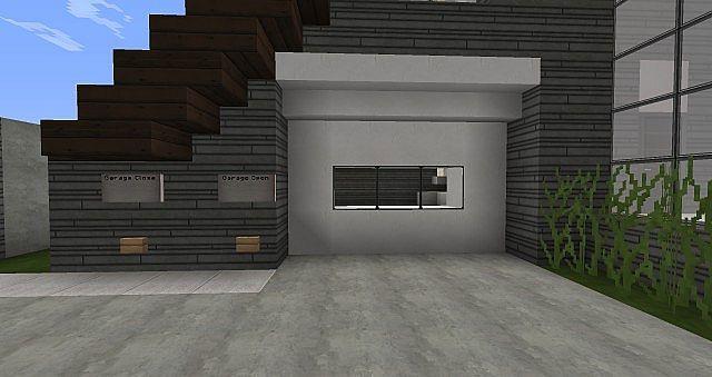 garaz w minecraft