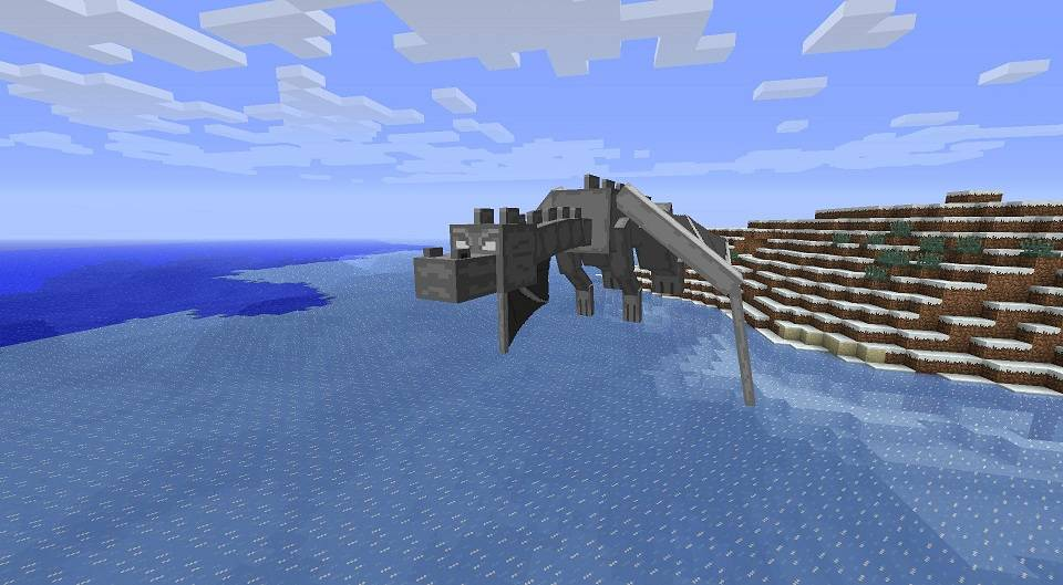 dragon-minecraft