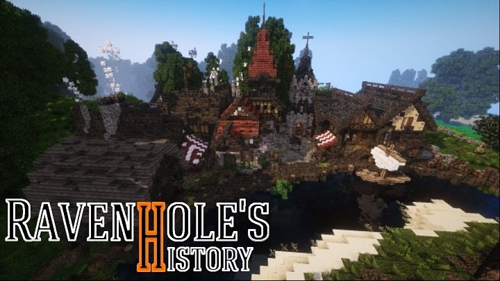 port minecraft history crafters ravenholes